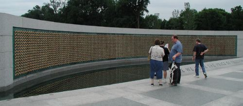 The World War II Memorial, Washington