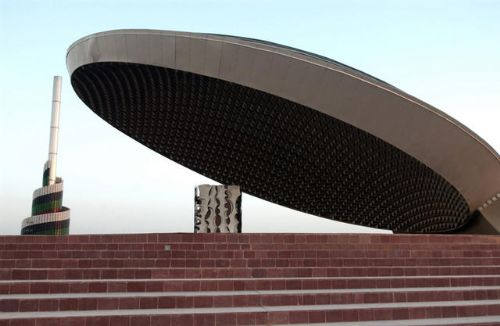 ArchNet: Unknown Soldier Monument in Baghdad