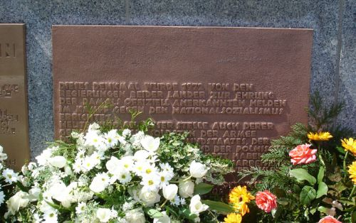 Memorial to Polish Soldiers and German Anti-Fascists in Berlin
