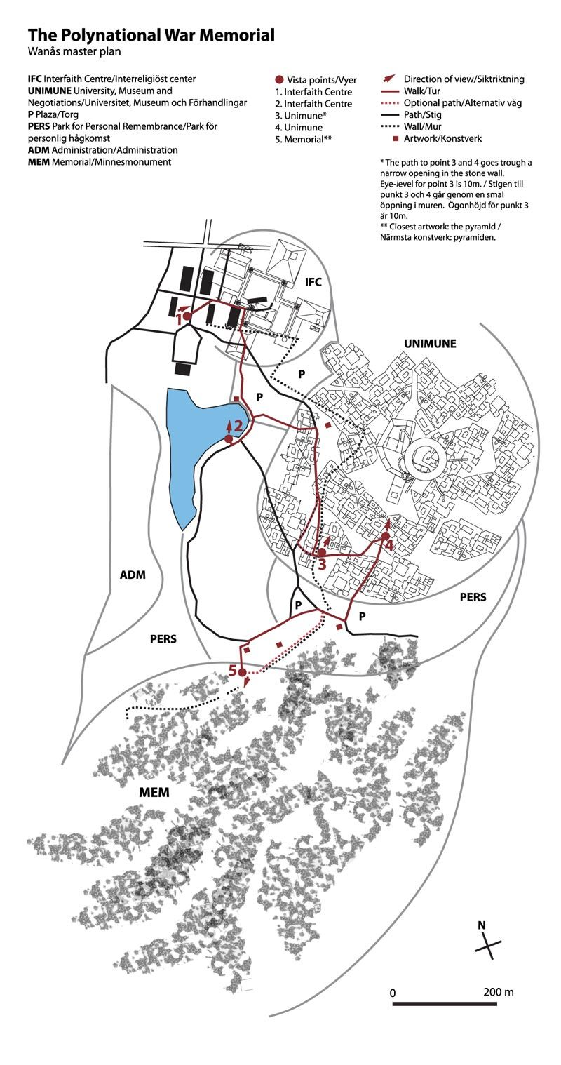 Wanås Master Plan: documentation video